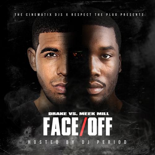 #Mixtape DJ Period – Drake vs Meek Mill: Face Off