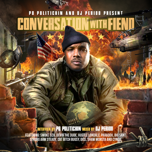 #Mixtape DJ Period – Conversation With Fiend