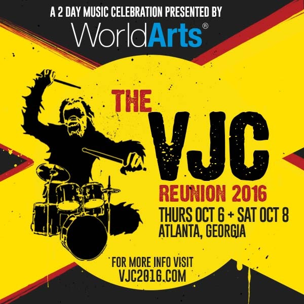 Artists, Submit your music for a chance to win an all-expenses paid trip to perform at the VJC Reunion October 6-8 in Atlanta during A3C
