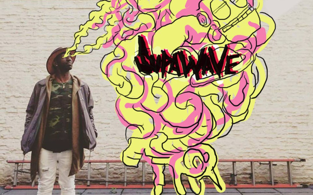 "Music Video: SUPAWAVE OSBOURNE ""BLVCKED OWT"""