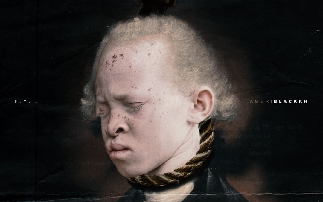 [Album] F.Y.I. – AMERIBLACKKK @fyipsalms