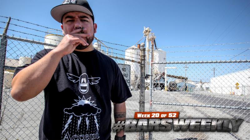 [Video] Video: Kahlee & Muds One – #BarsWeekly Ep. 20 @Kahlee310