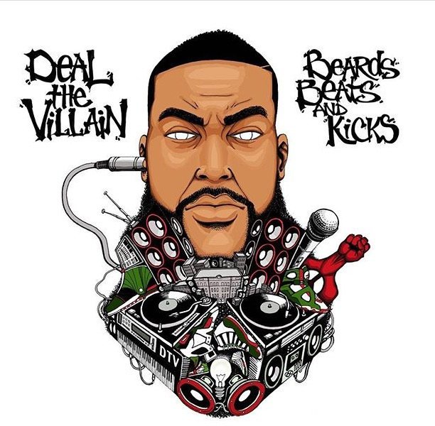 [Podcast] Artist Spotlight – Deal The Villain | @Deal_TheVillain
