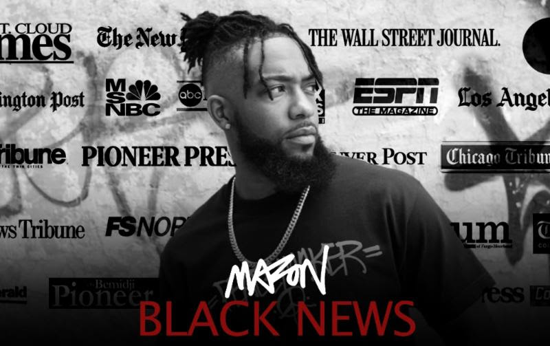 [Video] Mazon – Black News | @Mazon717