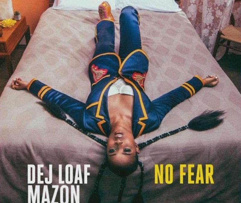"[Audio] Mazon – No Fear ""Chill Remix"" | @Mazon717"