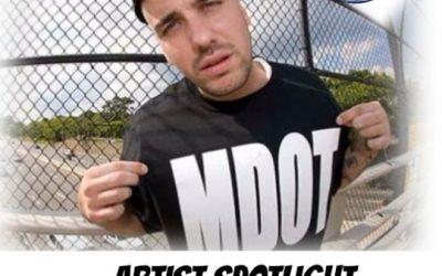 [Podcast] Artist Spotlight – M-Dot | @MDotBoston