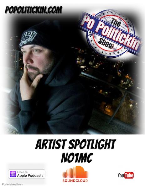 [Podcast] Artist Spotlight – No1MC | @iamno1mc