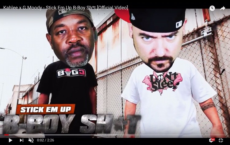 [Video] Kahlee x G.Moody – Stick Em Up B-Boy Shit | @Kahlee310 @GeraldMoody1560