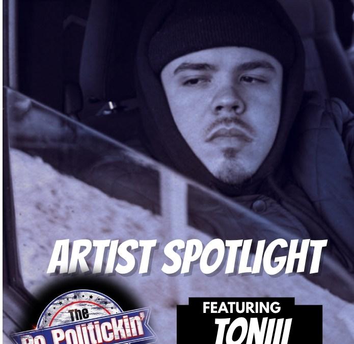 [Podcast] Artist Spotlight – Toniii Moreaux Pt 2 | @ToniiiMoreaux