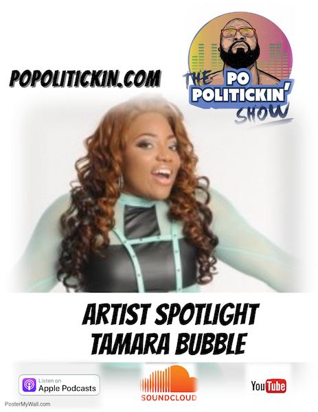 [Podcast] Artist Spotlight – Tamara Bubble | @TamaraBubble