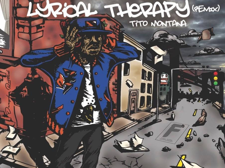 [Audio] Tito Montana, Jaquae, Chris Rivers, Mysonne – Lyrical Therapy (Remix) | @IAM_TITOMONTANA