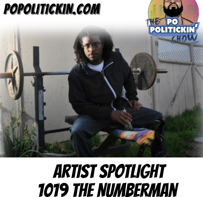[Podcast] Artist Spotlight – 1019 the Numberman | @numberman1019
