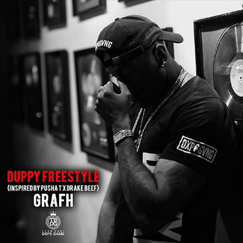 [Audio] Grafh – Duppy Freestyle | @Grafh