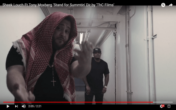 [Video] Sheek Louch ft Tony Moxberg – Stand for Summtin | @REALSHEEKLOUCH @TONYMOXBERG