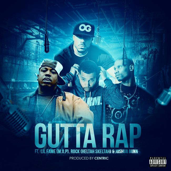 [Audio] Centric, Lil Fame, Rock & Joshua Gunn – Gutta Rap | @whoiscentric @famemopreal @_rockness @jgunnisbetter