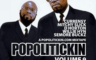 [Mixtape] PoPoltiickin The Mixtape Volume 9   @djperiod