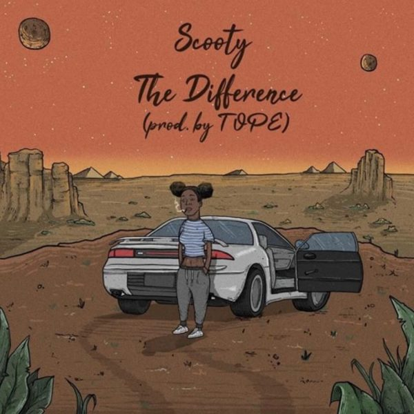 [Mixtape] Scooty – The Difference (Produced by TOPE) | @ScootyBootyHUH @itsTOPE