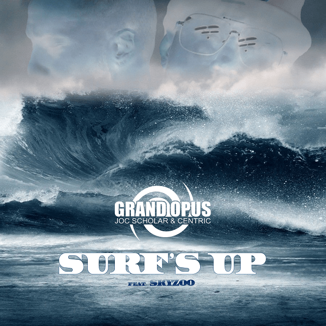 [Audio] Grand Opus feat. Skyzoo – Surf's Up | @GrandOpusCA @skyzoo