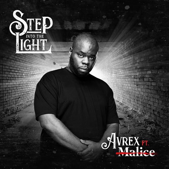 """[Audio] Avrex, No Malice (Clipse) – """"Step Into The Light"""" @Avrexhiphop @NoMalice757"""