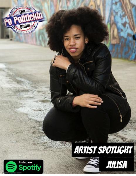[Podcast] Episode 334 – Artist Spotlight – Julisa @itsjulisa_