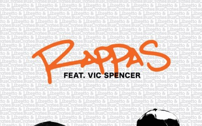 "Libretto & Buscrates Release New Video ""Rappas"" + Limited Edition Vinyl |@SlumFunk @VicSpencer @Buscrates"
