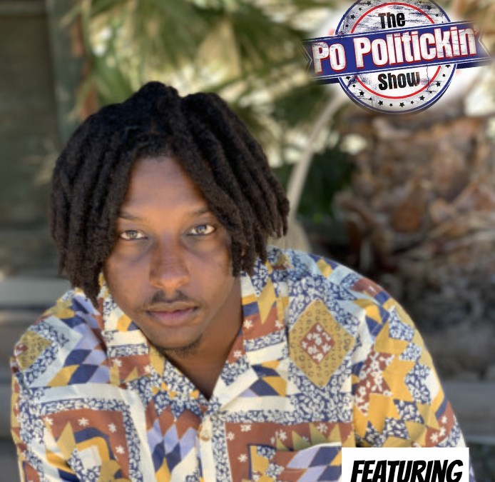 J. Tek (@iamjtek) talks hip hop, helping others, and more on @popolitickin