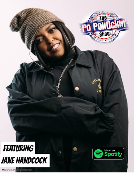 [Podcast] Singer/Songwriter Jane Handcock @handcockjay talks Oakland, career plans and more on @popolitickin