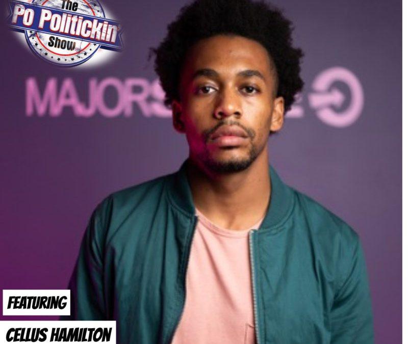 [Podcast] Artist Spotlight -Cellus Hamilton @CellusHamilton