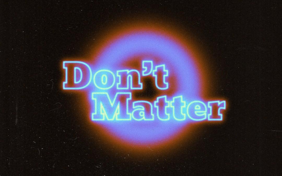 DJ TOPGUN – Don't Matter ft Zelly Ocho @DJTOPGUN_ @ZellyOcho1