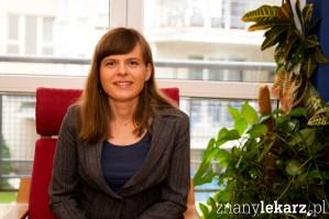 Magdalena Tylko - psycholog, psychoterapeuta