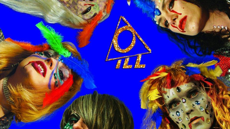 ILL - We Are Ill album artwork