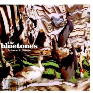 The Bluetones Science & Nature artwork