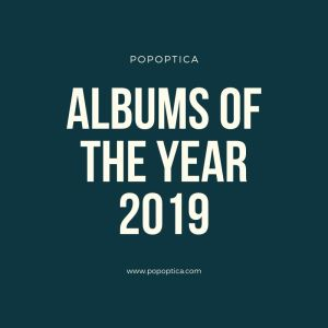 Albums of the Year graphic