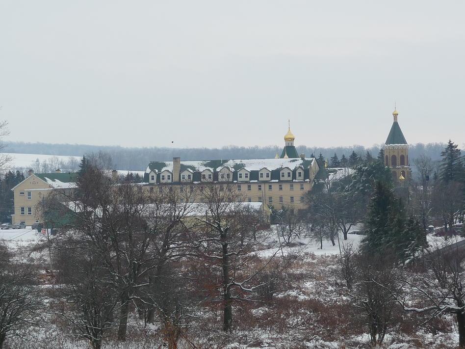 Свято-Троицкий монастырь и Духовная семинария в Джорданвилле