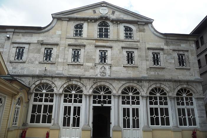 Официальная резиденция Патриарха