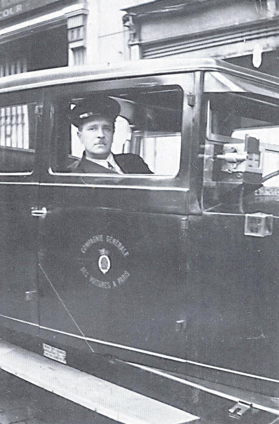 Генерал П.Н. Шатилов – парижский таксист (из книги Д.П. Костомарова «В ряду поколений»)