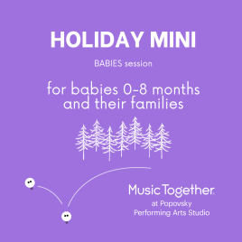 Music Together Babies Online