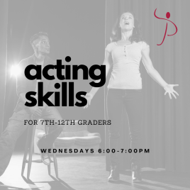 Acting Skills for 7th-12th Grade