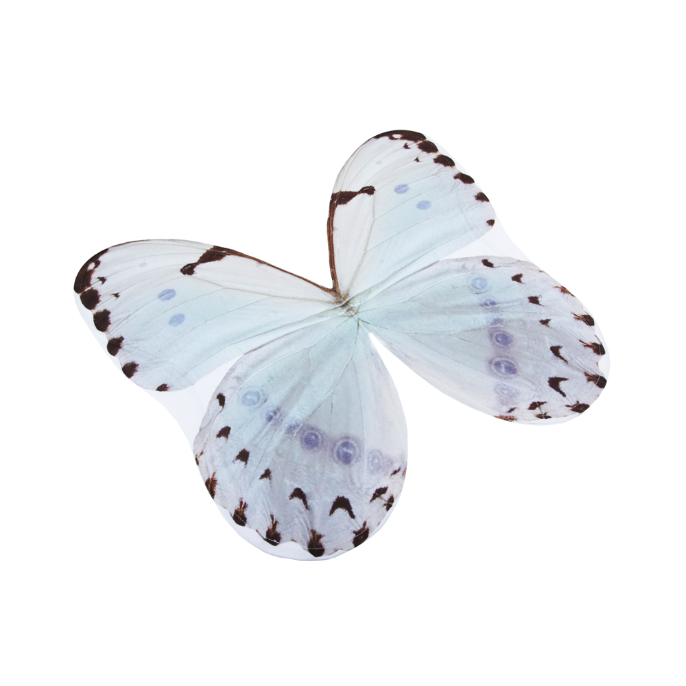 Vleugels Bath White Spread your Little Wings  Poppedesigns