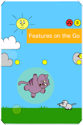 Features On The Go