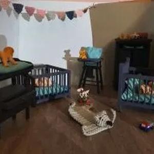 Kinderkamer Bas Poppenhuisje