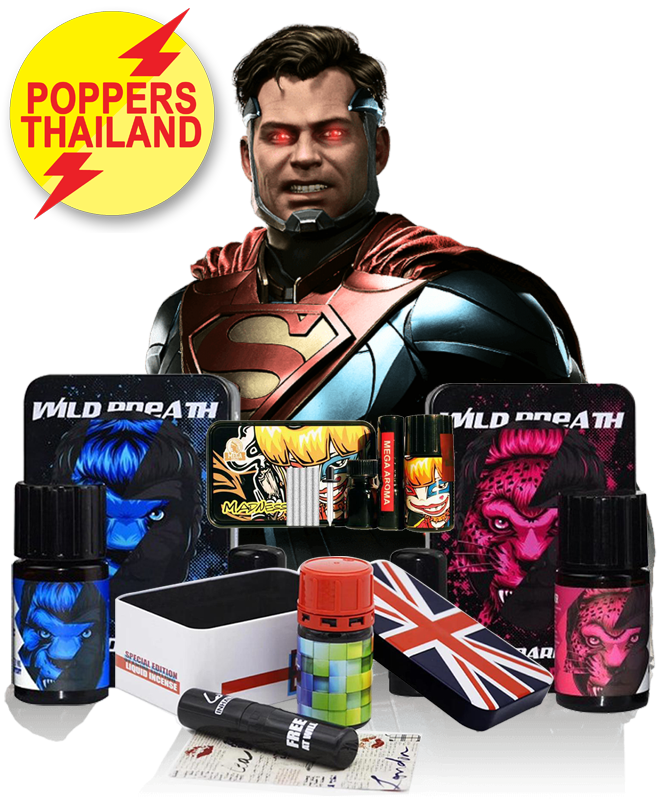 Poppers 40ml