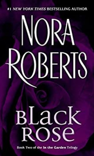Black Rose by Nora Roberts - Poppies and Jasmine