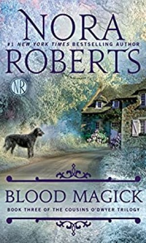 Blood Magick by Nora Roberts - Poppies and Jasmine