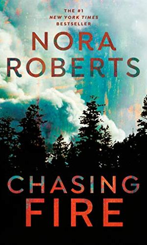 Chasing Fire by Nora Roberts - Poppies and Jasmine