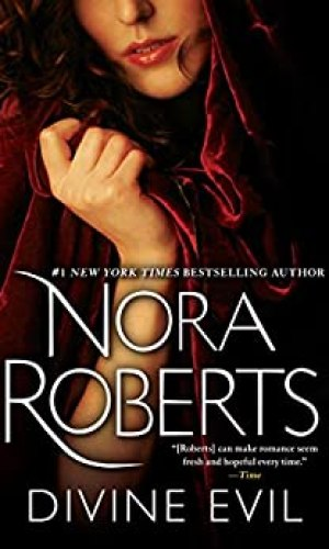 Divine Evil by Nora Roberts - Poppies and Jasmine