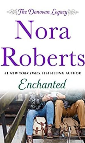 Enchanted by Nora Roberts - Poppies and Jasmine