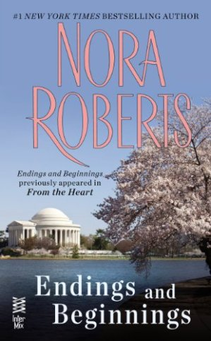 Endings And Beginnings by Nora Roberts - Poppies and Jasmine