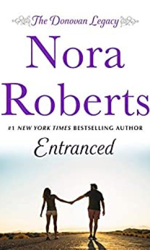 Entranced by Nora Roberts - Poppies and Jasmine