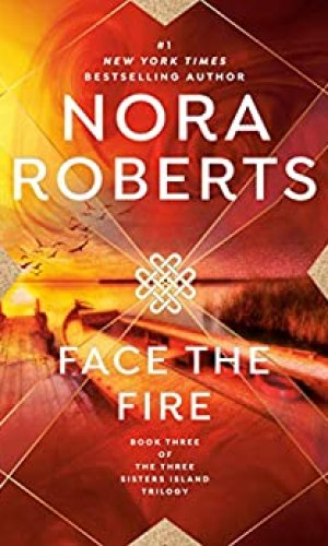 Face The Fire by Nora Roberts - Poppies and Jasmine